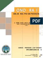 Monografia de Patzicia