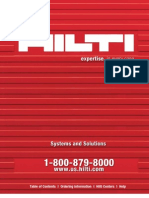 HILTI System & Solution