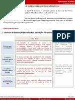 Nova Lei Dos Portos (FIESP) - Comentada - OK