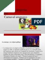 Categorías Carnaval Uruguayo