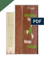 Conciencia Histórica y Tiempo Histórico - R. M. Agoglia