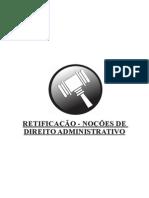 7 Nocoes de Direito Administrativo RETIFICADO