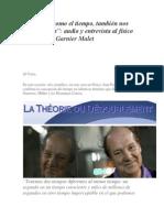 Entrevista a Jean-Pierre Garnier Malet