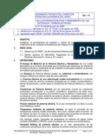Procedimiento Coes_ensayo Grupos Gas