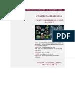 Catálogo de Empresas Registradas en El Siem Con Perfil Empresarial