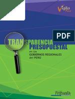 Transparencia Presupuestal en Los Gobiern