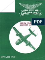 Army Aviation Digest - Sep 1960