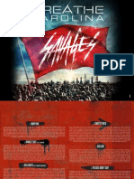 Digital Booklet - Savages