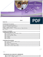 1. Estándares y Programaciones Pre Escolar (Prebásica)
