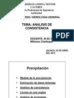 Tema 4 b Analisis de Consistencia - Precipitacion