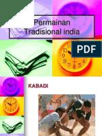 Tajuk 11 - Pengenalan & Jenis Permainan Tradisional