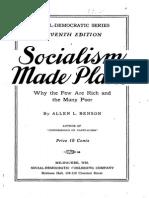 Socialism Made Plain 1912