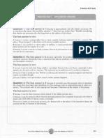 ACT 1 Explanatory Answers - English