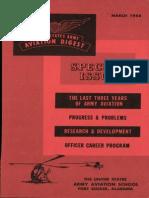 Army Aviation Digest - Mar 1958