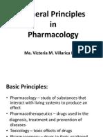 General Principles (Pharma)