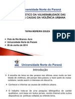 Slide Tayna Pronto