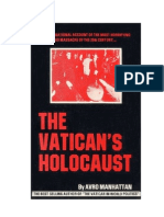 The Vatican's Holocaust
