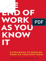 The End of Work as You Know It by Milo Sindell - Excerpt