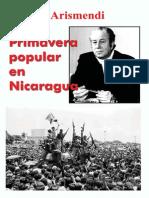 Primavera Popular en Nicaragua