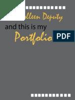 Colleen Deputy Comm 130 Portfolio