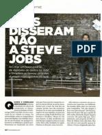 Tecnologia - Eles Disseram Não a Steve Jobs