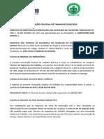 Convenção Coletiva de Tecnicos Segurança Do Trabalho Sintest Sinduscon to 22-05-1