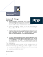 Manual de Hydrogen