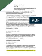 1981 D. Leg. 109 Ley General de Minería