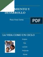 Crecimiento y Desarrollo Clase Infantil(1)