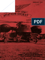 Army Aviation Digest - Feb 1957