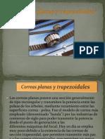 Correas Planas y Trapezoidales