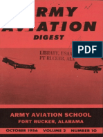 Army Aviation Digest - Oct 1956