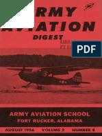 Army Aviation Digest - Aug 1956