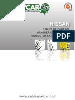 Catalogo Navcar - Linea Nissan Mayo2014