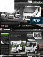 2013-Isuzu Truck Catalog Spreads