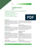 Degreaser Heavy Duty