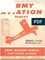 Army Aviation Digest - Oct 1955