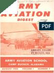 Army Aviation Digest - Aug 1955