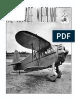Vintage Airplane - Feb 1973