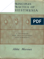 Alexis Mermet - Principles and Practice of Radiesthesia - A Textbook for Practitioners and Students (1959)