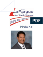Michael LaFargue for 9th Ward Alderman