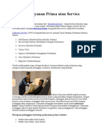 Definisi Pelayanan Prima Atau Service Excellence