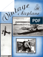 Vintage Airplane - Jul 1975