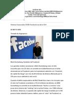 Facebook y La CIA[1]