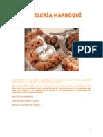 Pasteleria Marroqui - Carmen