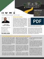 Winter 2009 Real Estate Newsletter