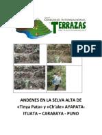 Los Andenes de Chali Hasta Isqilaya