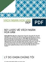 Gia Công Vách Ngăn Hoa Văn Đẹp _ Vachnoithat.com