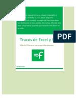 Trucos de Excel y VBA v3
