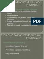 Diagnosa Dan Pemeriksaan Penunjang